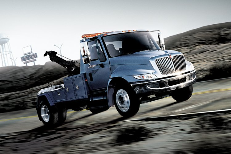 What are the services offered by the tow truck company?