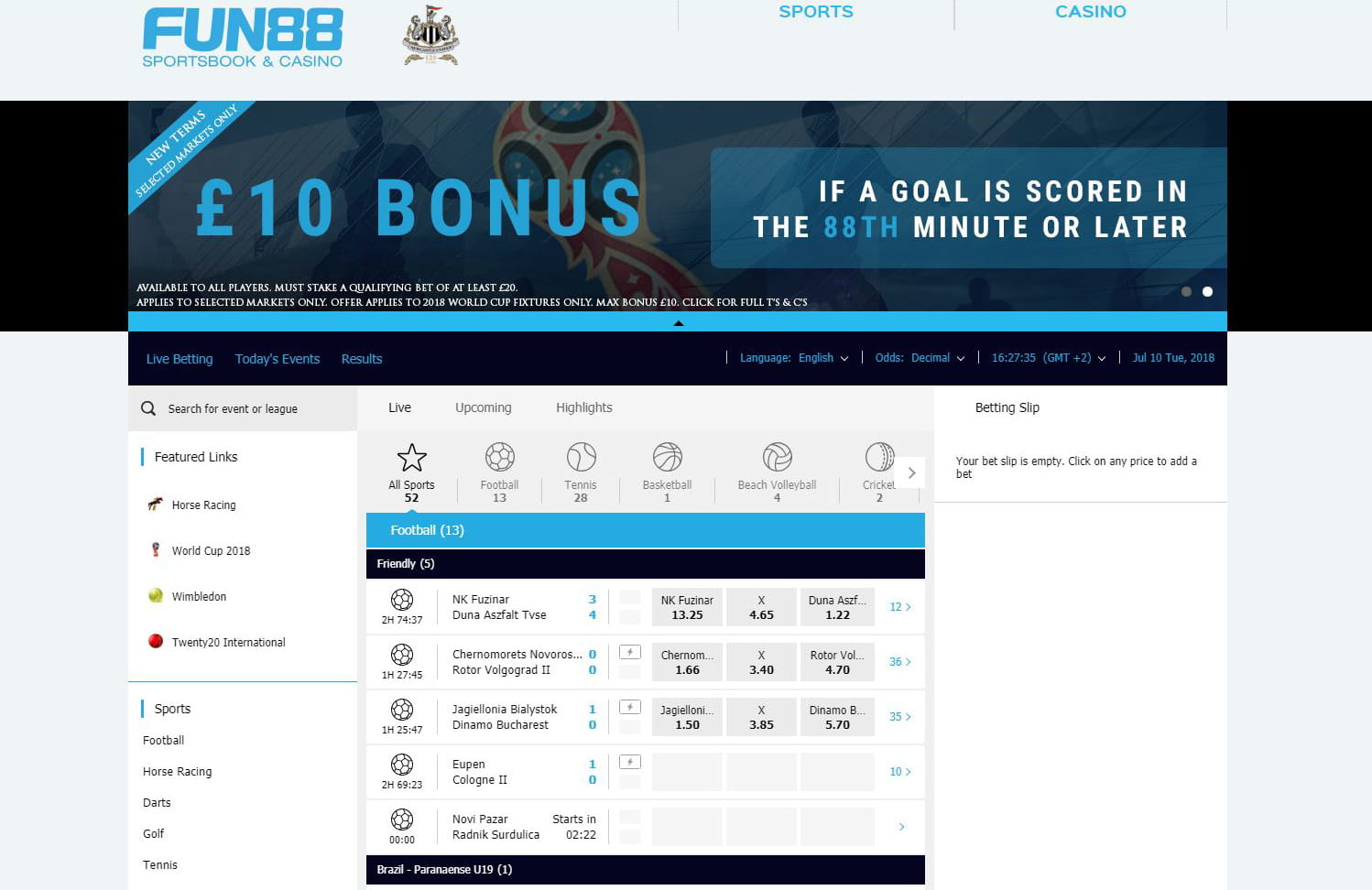 Sports Activities Betting Apps & Online Casinos