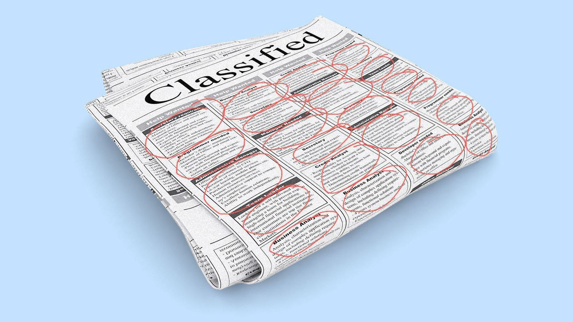 Intend To Find Classifieds by Category