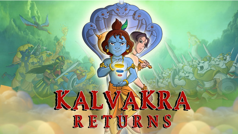 "The top reasons why to show ""Krishna BalramKalvakra Returns"" online to your kids"