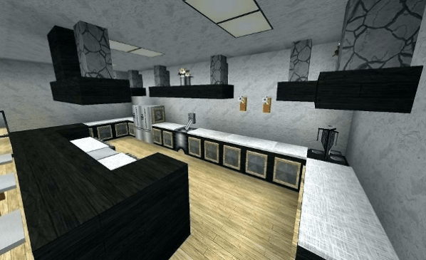 Sorts Of Minecraft Small Living Space Concepts