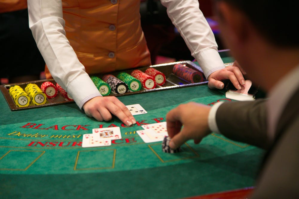 Ideas That may Change The best way You Gambling