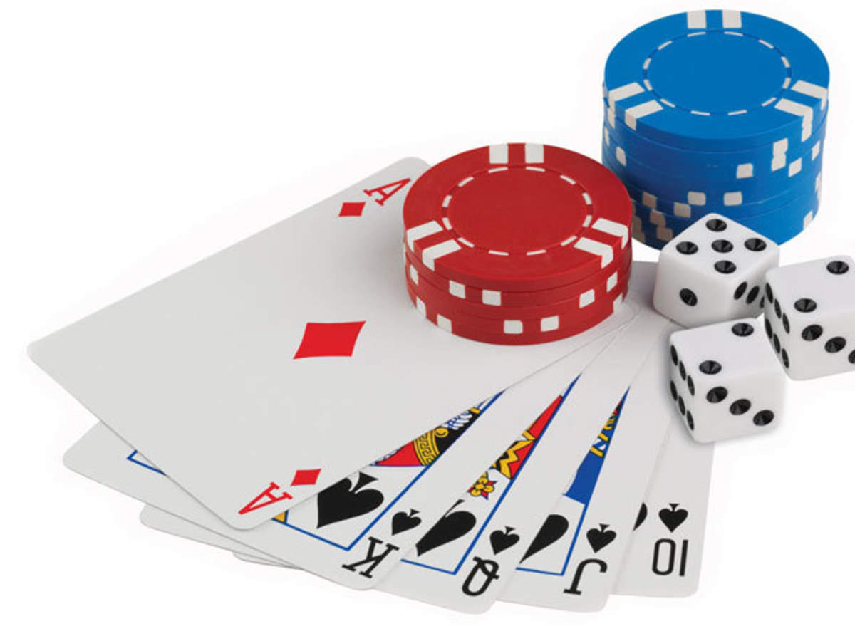 How 5 Tales Will Change How You Method Gambling