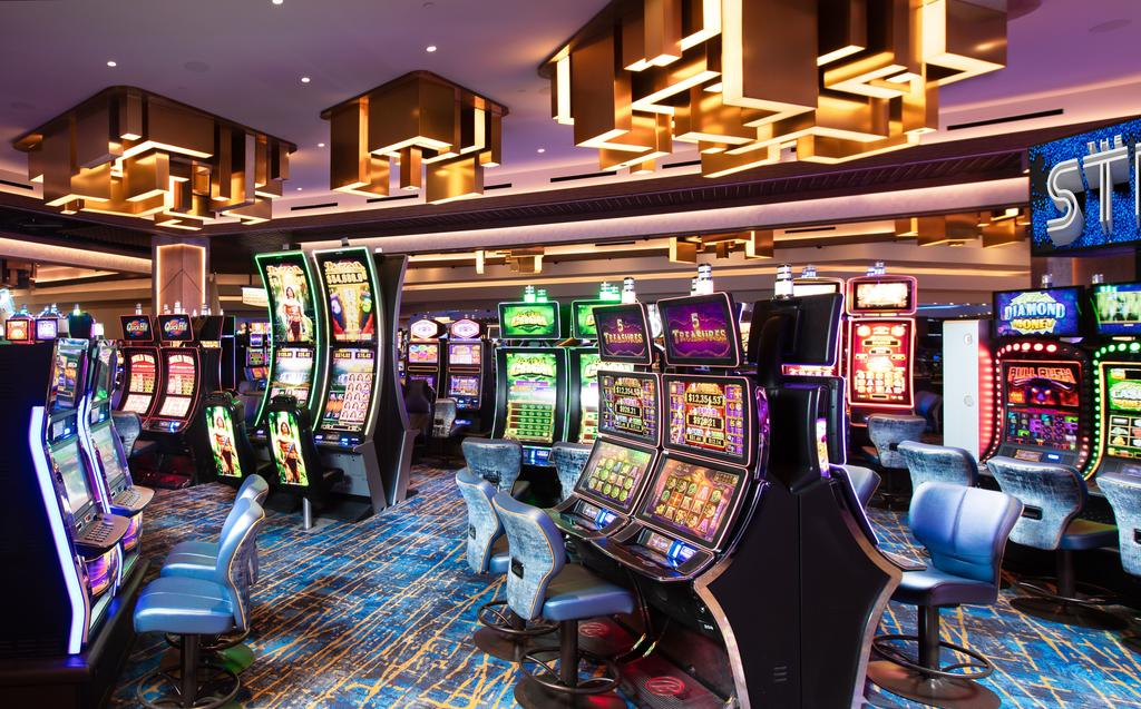 Five Questions You'll want to Ask About Casino