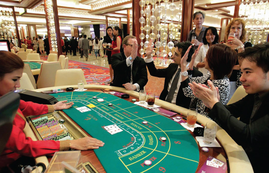 Why casino fans admire baccarat more than any other games